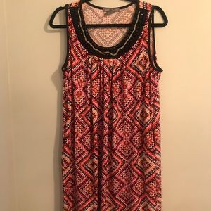 Brand New Kate and Mallory print summer dress